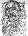 Ст. Айдинян, портрет. Автор Иветта Ки (Сочи)