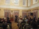 Ст. Айдинян выступление о творчестве фотографа А. Красоткина