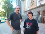 Кира Сапгир, Ст. Айдидян в Одессе