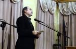 Ст. Айдинян в зале Фонда славянской письменности и культуры