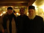David Wansbrough, Ст. Айдинян и отец А. Егоров