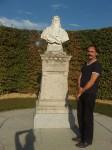 Ст. Айдинян, памятник Леонардо да Винчи