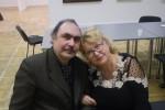 Станислав Айдинян и Лидия Глинка, потомок композитора-классика