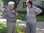 Борис Мессерер и Ст. Айдинян, Таруса