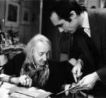 А. И. Цветаева и Ст. Айдинян, 1987